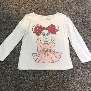 Minnie Mouse tee